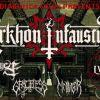 Arkhon Infaustus / Demonomancy / LVTHN / Graceless / Morvigor