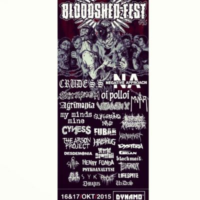 Bloodshed fest