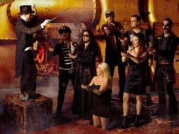 Therion + Luciferian Light Orchestra + Ego Fall + Imperial Age