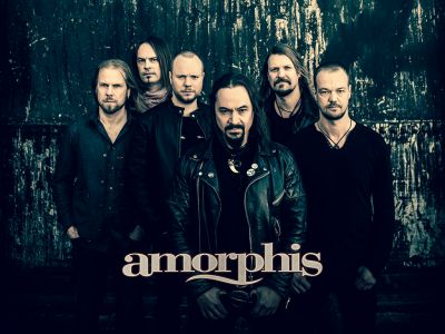 Amorphis + Omnium Gatherum + Poem
