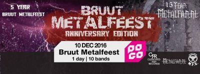Bruut Metal Feest