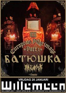 Batushka PL + Arkona PL & support