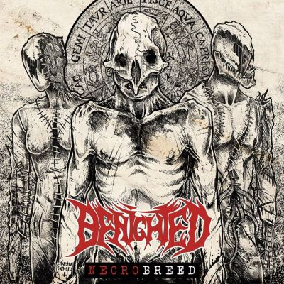 BENIGHTED (FR) + WORMED (SP) + UNFATHOMABLE RUINATION (UK) + DICTATED + OMOPHAGIA (CH) + SUPPORT