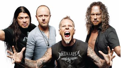 METALLICA WORLDWIRED TOUR 4 en 6 september 2017