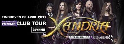 FemME Club Tour: Xandria + Metaprism, Scenario II