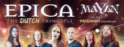 EPICA + MaYaN (The Dutch Principle)