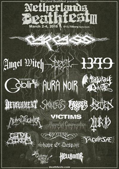 Netherlands Deathfest III
