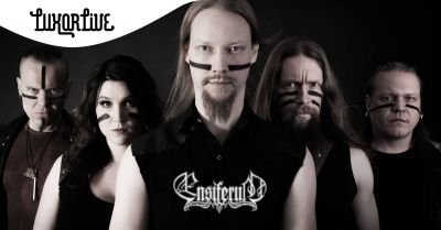 Ensiferum 'Two Paths: The Beginning Tour' + Guests - Luxor Live