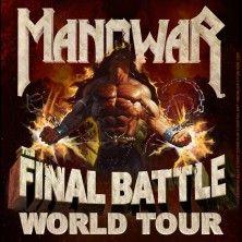 Manowar  The Final Battle World Tour