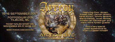 Ayreon Universe - 013 Tilburg