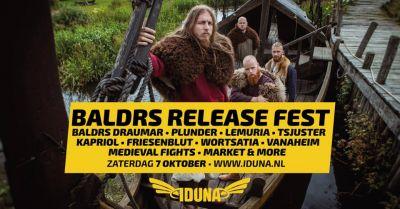 Baldrs releasefest