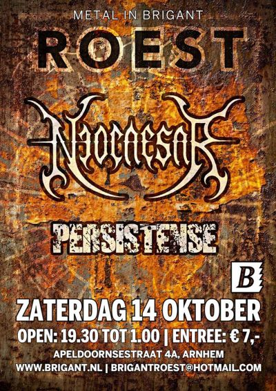 ROEST Neocaesar+Persistense+mini metal market van Doc-Shop