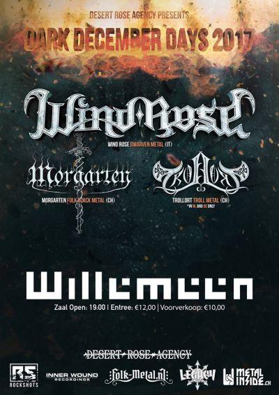 Wind Rose + Mortgarten +Desolate Fields