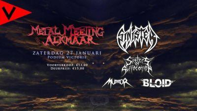 Metal Meeting Alkmaar - Victorie Alkmaar