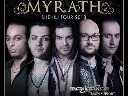Myrath + Manigance