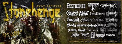Stonehenge Festival 2018
