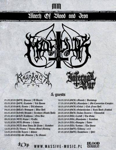 Marduk, Ragnarok, Infernal War // 013 Tilburg