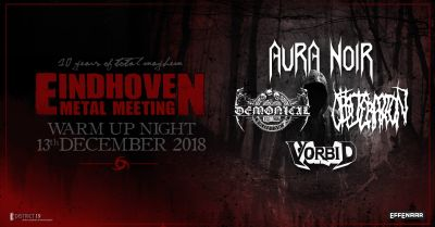 Eindhoven Metal Meeting 2018 Warm-Up Party