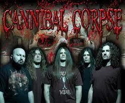 Cannibal Corpse + Anatomy of I