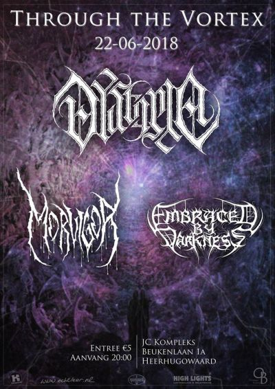 Through the vortex - DYSTOPIA - MORVIGOR - EMBRACED BY DARKNESS