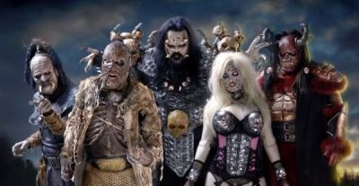 Lordi + Support