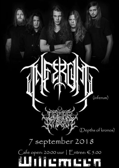 Inferum + Depths of Kronos(Special Show)