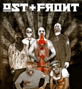 Öst+Front & Support: Super Star Gods