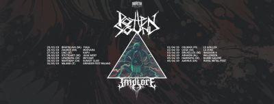 Rotten Sound + Implore