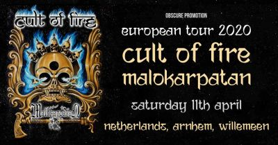 Cult of Fire / Malokarpatan